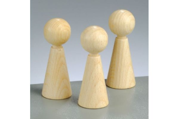EFCO Komplet lesenih figuric, Efco, 1421704