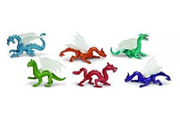 naravoslovje SAFARI LTD Figurice, zmaji, Safari, 687604