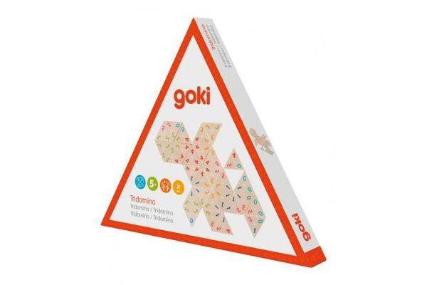 matematika GOKI TRI - DOMINO, Goki, 56894