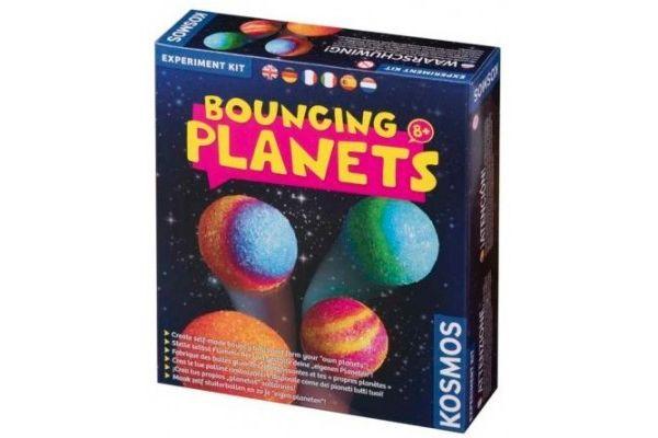 vesolje MALI GALAGO ZNANSTVENI SET - PLANETI, Kosmos, 7616205