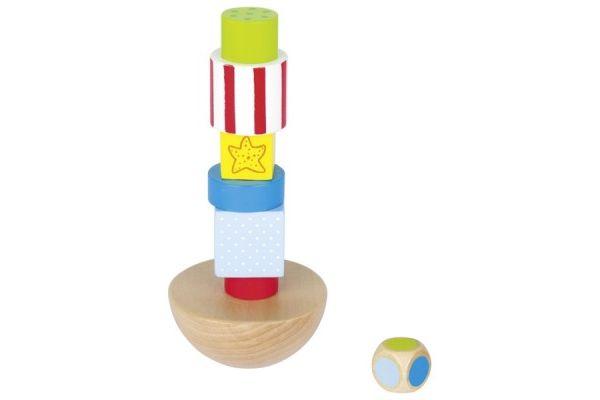 DIDAKTIČNE IGRAČE GOKI Igra ravnotežja stolp, Goki, 56668