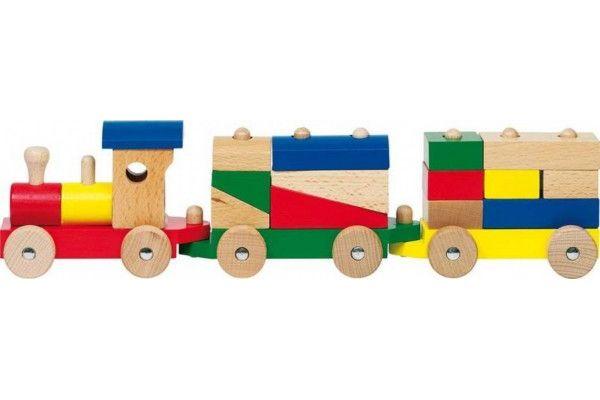 Kategorija 1 GOKI Lesen vlak, Goki WP304