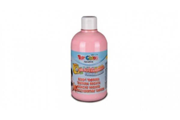 barve in barvice TOY COLOR Tempera 500 ml, roza, Toy Color 551