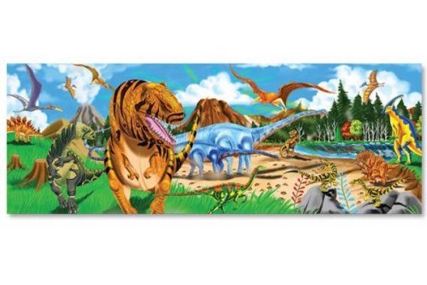 druge sestavljanke MELISSA AND DOUG Talna sestavljanka, dežela dinozavrov, Melissa and Doug 10442