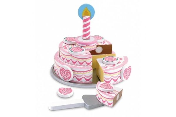 Dodatki MELISSA AND DOUG Torta za rezanje, Melissa and Doug 14069