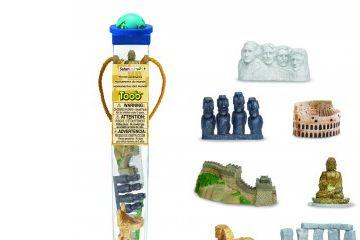 vesolje SAFARI LTD Figurice, svetovne znamenitosti 1, Safari Ltd 678204
