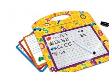 abeceda LEARNING RESOURCES Učim se pisati, Learning Resources LER8599