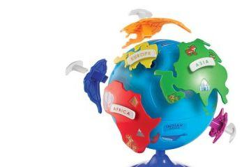 DIDAKTIČNE IGRAČE LEARNING RESOURCES GLOBUS sestavljanka, Learning Resources, LER7735