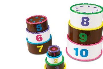 matematika LEARNING RESOURCES TORTA - ŠTEJEMO OD 1 DO 10, Learning Resources, LER7312