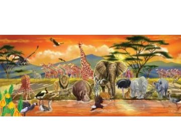 talne MELISSA AND DOUG SAFARI, Melissa & Doug, 12873