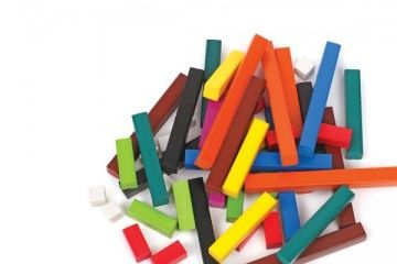 DIDAKTIČNI MATERIAL SEMINAR MATEMATIK LEARNING RESOURCES CUISENAROVE PALČKE (74-delne) - lesene, Learning Resources, LER7501