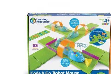 UČNI PRIPOMOČKI LEARNING RESOURCES ROBOTSKA MIŠKA, LEARNING RESOURCES, LER2831