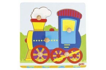 SESTAVLJANKE GOKI Sestavljanka vlak, Goki 57551