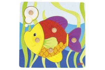 SESTAVLJANKE GOKI Sestavljanka riba, Goki 57554