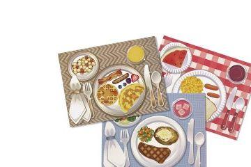 nalepke MELISSA AND DOUG Nalepke pripravi obrok, Melissa & Doug 14193