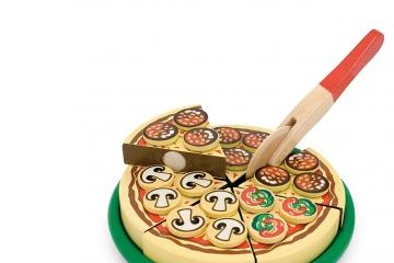 Dodatki MELISSA AND DOUG Pizza za rezanje, Melissa and Doug 10167
