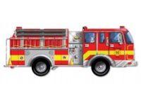 druge sestavljanke MELISSA AND DOUG Talna sestavljanka, gasilsko vozilo, Melissa and Doug 10436