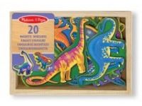razno MELISSA AND DOUG Magnetni leseni dinozauri, Melissa and Doug 10475