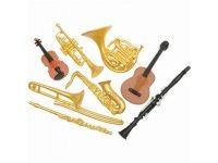 glasba Safari Ltd Figurice, glasbeni inštrumenti, Safari Ltd 685404