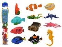 naravoslovje SAFARI LTD Figurice, koralni greben, Safari Ltd 699104