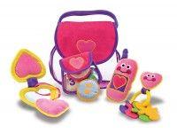 MEHKE IGRAČE ZA NAJMLAJŠE MELISSA AND DOUG Mehka torbica, Melissa and Doug 13049
