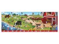 druge sestavljanke MELISSA AND DOUG Talna sestavljanka,išči in najdi kmetija, Melissa and Doug