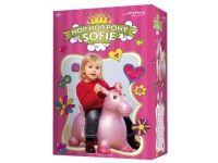 GIBANJE JOHN  Hop hop poni Sofia, v svetlo roza barvi, John, 04-590270