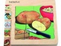 večplastne sestavljanke BELEDUC Sestavljanka krompir, Beleduc, 17043