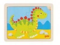 večplastne sestavljanke GOKI Sestavljanka dinozaver, Goki, 57487
