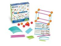 geometrija LEARNING RESOURCES KOMPLET STEM - GEOMETRIJSKI LIKI, Learning Resources, LER9293
