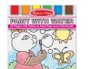 ustvarjalni seti MELISSA & DOUG Rišem z vodo, roza, Melissa & Doug 13762