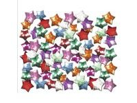 ustvarjalni material URSUS Dekorativne zvezdice, 120 kom, Ursus B56410046
