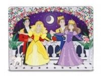 HIŠICE IN DODATKI MELISSA AND DOUG Magnetne punčke za oblačenje, princeske, Melissa and Doug 14767