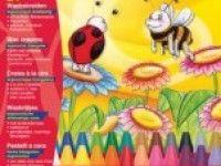 barve in barvice  EBERHARD FABER Voščenke s čebeljim voskom, 24 barv, Eberhard Faber 52 40 24