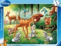 druge sestavljanke RAVENSBURGER Sestavljanka Bambi, Ravensburger 01-060030