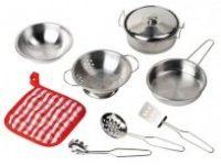 Dodatki GOKI Komplet za male kuharje, Goki 51730