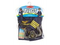 DOMIŠLJIJSKA IGRA MELISSA AND DOUG Kostum, Pilot, Melissa and Doug
