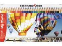 barve in barvice  EBERHARD FABER Komplet 36 barvic, Eberhard Faber 1450 9M36